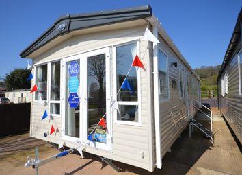 Thumbnail 2 bedroom mobile/park home for sale in Warren Road, Dawlish Warren, Dawlish