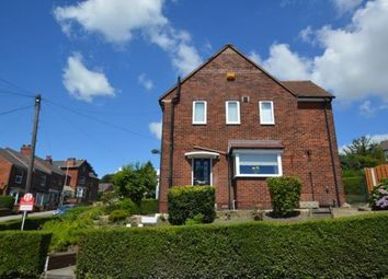 Thumbnail 3 bed semi-detached house for sale in Whittington Hill, Old Whittington, Chesterfield, Derbyshire