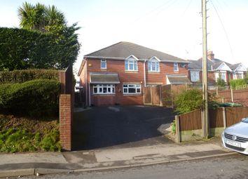 Thumbnail 3 bed semi-detached house for sale in Fair Oak Road, Fair Oak, Eastleigh