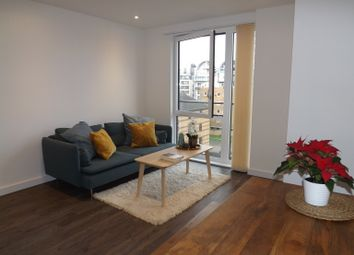 Thumbnail 1 bed flat to rent in Quinton Court, Plough Way, Surrey Quays