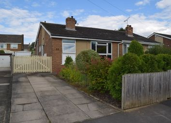Thumbnail 2 bed semi-detached bungalow to rent in Castle View, Sandal, Wakefield