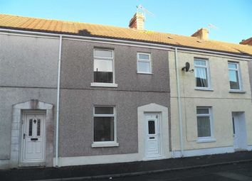 Thumbnail 3 bedroom terraced house for sale in Catherine Street, Llanelli