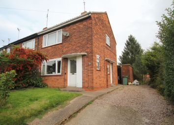 Thumbnail 2 bed semi-detached house to rent in Harrowdyke, Barton-Upon-Humber