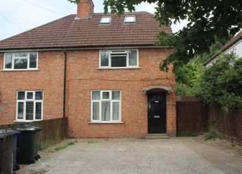 Thumbnail 4 bed semi-detached house to rent in Bowerdean Road, High Wycombe
