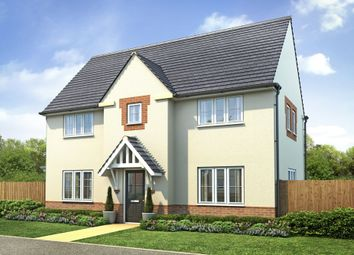 "Thumbnail 3 bed semi-detached house for sale in ""Morpeth II"" at Blackpool Road, Kirkham, Preston"