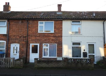 Thumbnail 2 bed terraced house for sale in Paradise Place, Leiston, Suffolk