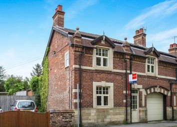 Thumbnail 3 bed end terrace house for sale in Low Moorgate, Rillington, Malton, North Yorkshire