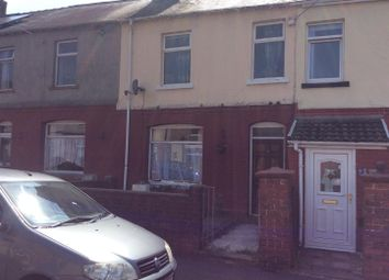 Thumbnail 3 bed terraced house for sale in Robert Street, Llanharan, Pontyclun