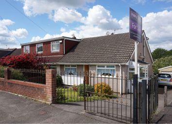 Thumbnail 3 bed semi-detached bungalow for sale in Glenwood Drive, Oldland Common