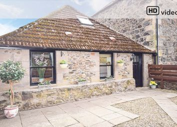 Thumbnail 1 bed terraced house for sale in Millhall Cottages, Craigmill, Newburgh