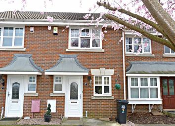 Thumbnail 2 bed terraced house for sale in St. Agnes Gardens, Knowle, Bristol