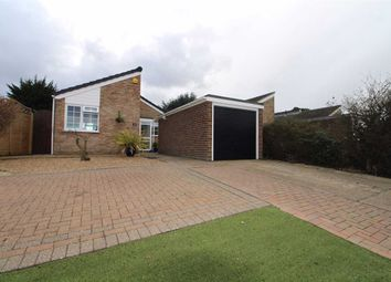 Thumbnail 2 bed detached bungalow for sale in Kirkham Close, Ipswich