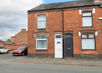 Thumbnail 2 bed end terrace house for sale in Middlewich Street, Crewe