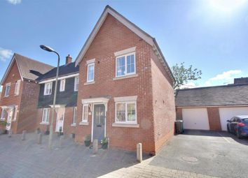 Thumbnail 3 bed end terrace house to rent in Hatchmore Road, Denmead, Waterlooville