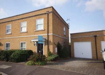 Thumbnail 3 bedroom semi-detached house for sale in Ashes Road, Shoeburyness, Shoebury Garrison