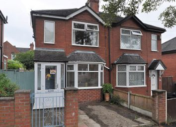 Thumbnail 2 bed semi-detached house for sale in Chamberlain Avenue, Stoke-On-Trent