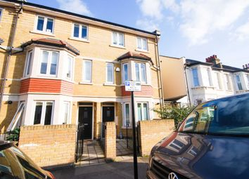 Thumbnail 4 bed end terrace house to rent in Claude Road, London
