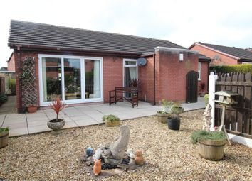 Thumbnail 3 bed detached bungalow for sale in St Peters Drive, Lowry Hill, Carlisle, Cumbria