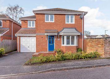 4 bed detached house for sale in Halleys Walk, Addlestone KT15