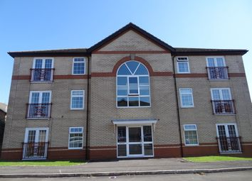 Thumbnail 2 bedroom flat for sale in Barrians Way, Barry