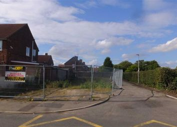 Thumbnail Land for sale in Land Adjacent To 23 Elder Street, Sutton In Ashfield, Notts