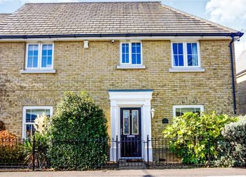 Thumbnail 4 bed semi-detached house for sale in Maxwell Court, Chigwell