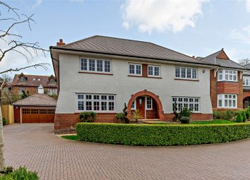 Thumbnail Detached house for sale in Dderwen Deg, Lisvane, Cardiff