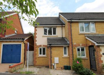 Thumbnail 2 bed terraced house to rent in Strathcona Gardens, Knaphill, Woking