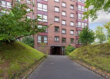 Thumbnail 1 bed flat for sale in Cleveden Drive, Glasgow