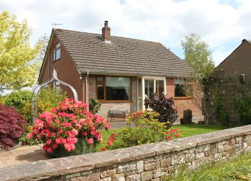 Thumbnail 3 bed detached bungalow for sale in West View, Barclose, Scaleby, Carlisle