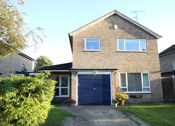 Thumbnail 4 bed detached house for sale in Vicarage Close, Bramford, Ipswich, Suffolk