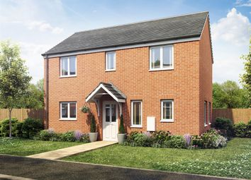 "Thumbnail 3 bed detached house for sale in ""The Clayton Corner Wheelchair Adapted"" at Bellona Drive, Peterborough"