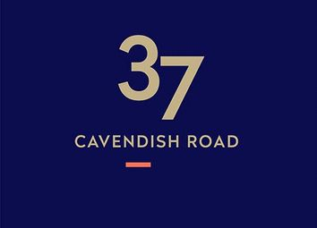 Thumbnail 1 bed flat for sale in Cavendish Road, Clapham, London