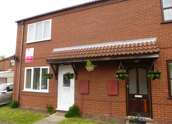 2 bed semi-detached house for sale in All Saints Close, Wainfleet, Skegness PE24