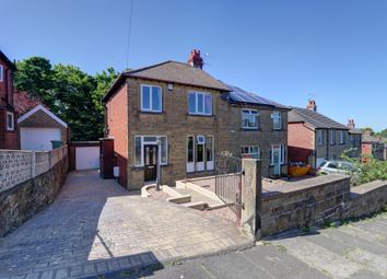 Thumbnail 3 bed semi-detached house for sale in Blagden Lane, Huddersfield