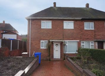 Thumbnail 3 bed semi-detached house for sale in Hollowood Walk, Norton, Stoke-On-Trent, Staffordshire