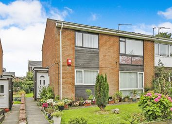 Thumbnail 2 bed flat for sale in Mitford Drive, Sherburn Village, Durham