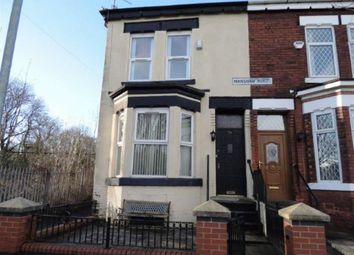Thumbnail 3 bed terraced house for sale in Manshaw Road, Delamere Park, Manchester