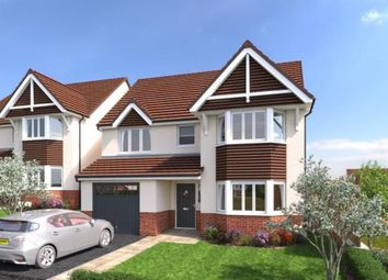Thumbnail 4 bed detached house for sale in Cae Celyn, Maes Gwern, Mold, Flintshire
