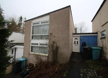 Thumbnail 2 bedroom terraced house for sale in Braeface Road, Seafar, Cumbernauld, North Lanarkshire