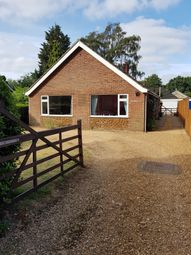 Thumbnail 4 bed detached bungalow for sale in Hill Road Middleton, King's Lynn