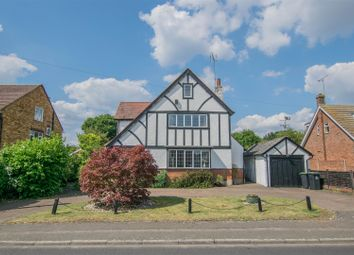 Thumbnail 4 bed detached house for sale in Western Road, Nazeing, Waltham Abbey