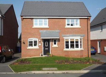 Thumbnail 4 bed detached house to rent in Trem Y Grug, Llandegla, Wrexham