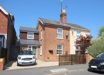 St. Leonards Road, Horsham, West Sussex RH13. 3 bed semi-detached house