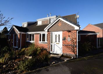 Thumbnail 2 bed semi-detached house for sale in Middlewood Close, Eccleston, Chorley