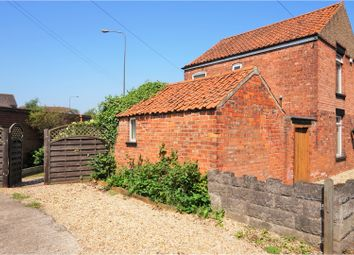 Thumbnail 3 bed detached house for sale in Grammar School Road, Brigg