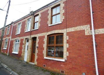 Thumbnail 3 bed terraced house for sale in Queen Street, Brynmenyn, Bridgend