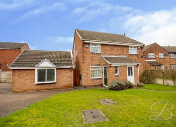 Thumbnail 2 bed semi-detached house for sale in Spa Close, Sutton-In-Ashfield