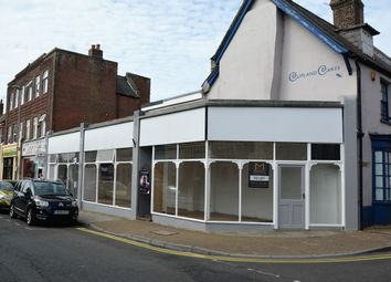 Thumbnail Retail premises to let in Trinity Street, Dorchester