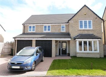 Thumbnail 4 bed detached house for sale in New Holland Drive, Wilsden, Bradford